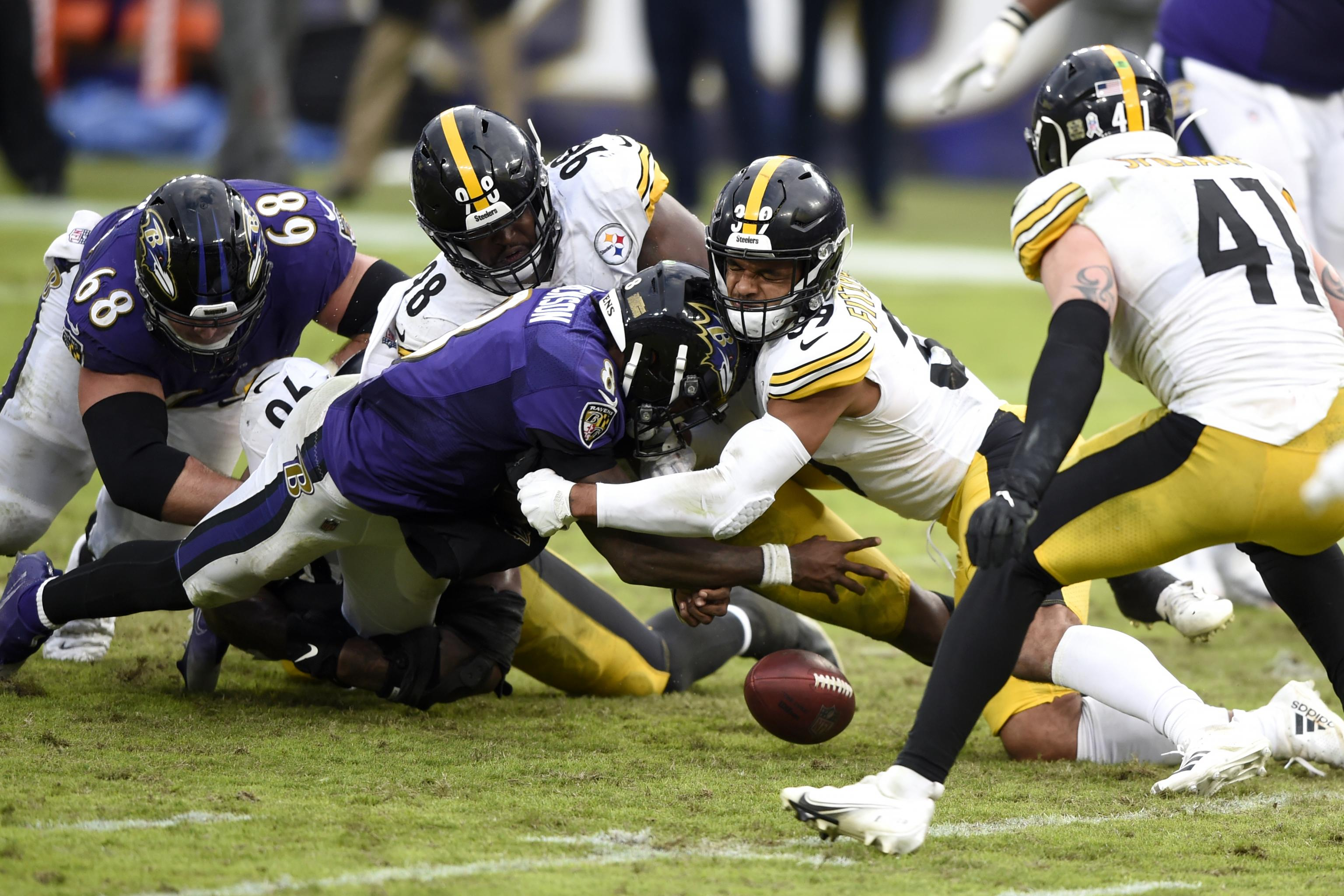 Wednesday Pittsburgh Steelers COVID Baltimore Ravens