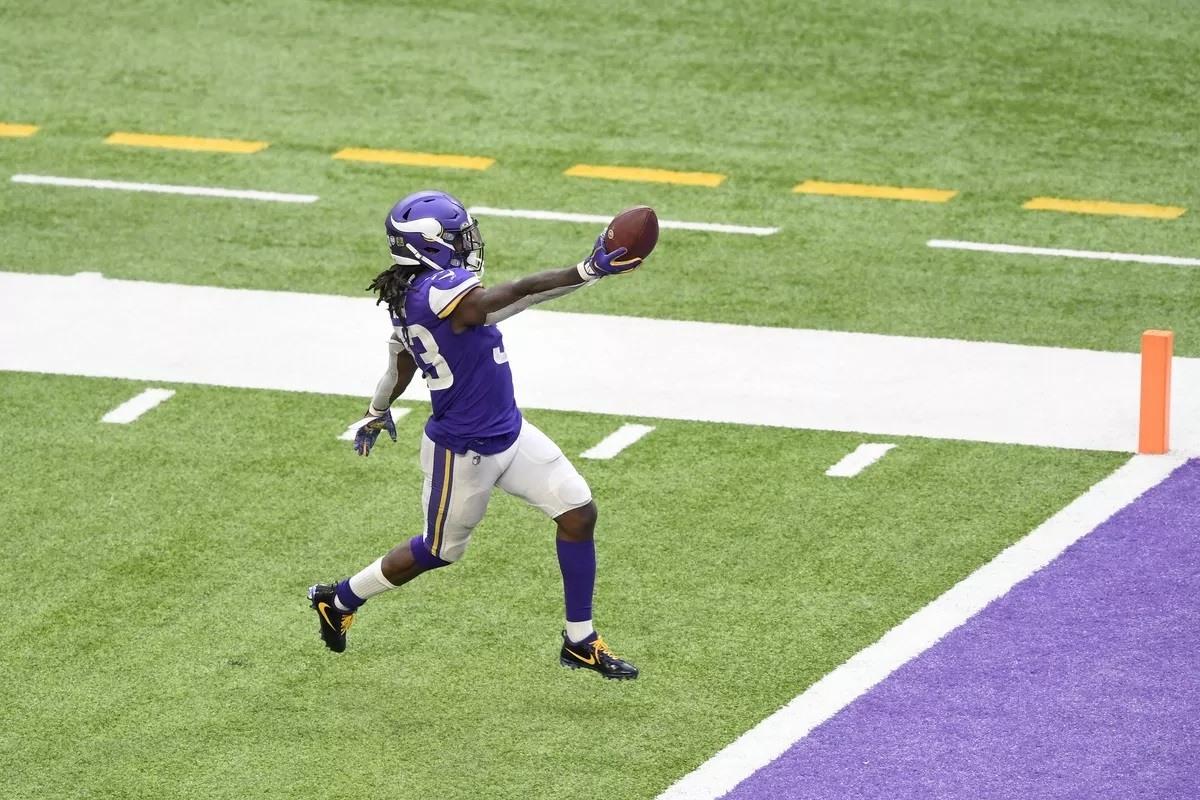 Dalvin Cook Derrick Henry NFL Rushing Yards Odds Leader Champion