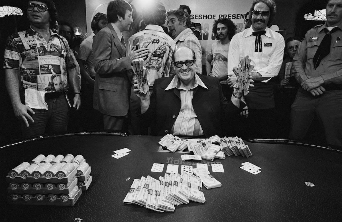 Daftar Pemenang Acara Utama WSOP Doyle Brunson World Series Poker
