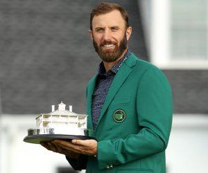 2021 Masters Odds Dustin Johnson