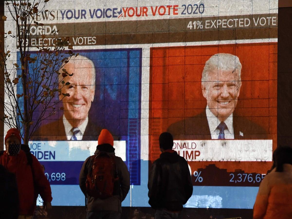 Election Odds Live Blog