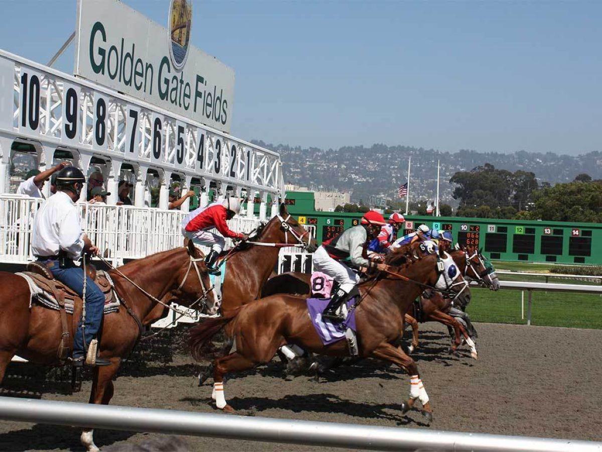Golden Gate Fields COVID Closure