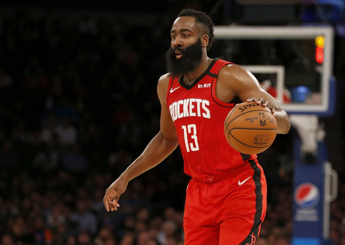 NBA Trade Rumor: ouston Rockets James Harden Philadelphia 76ers Sixers Philly