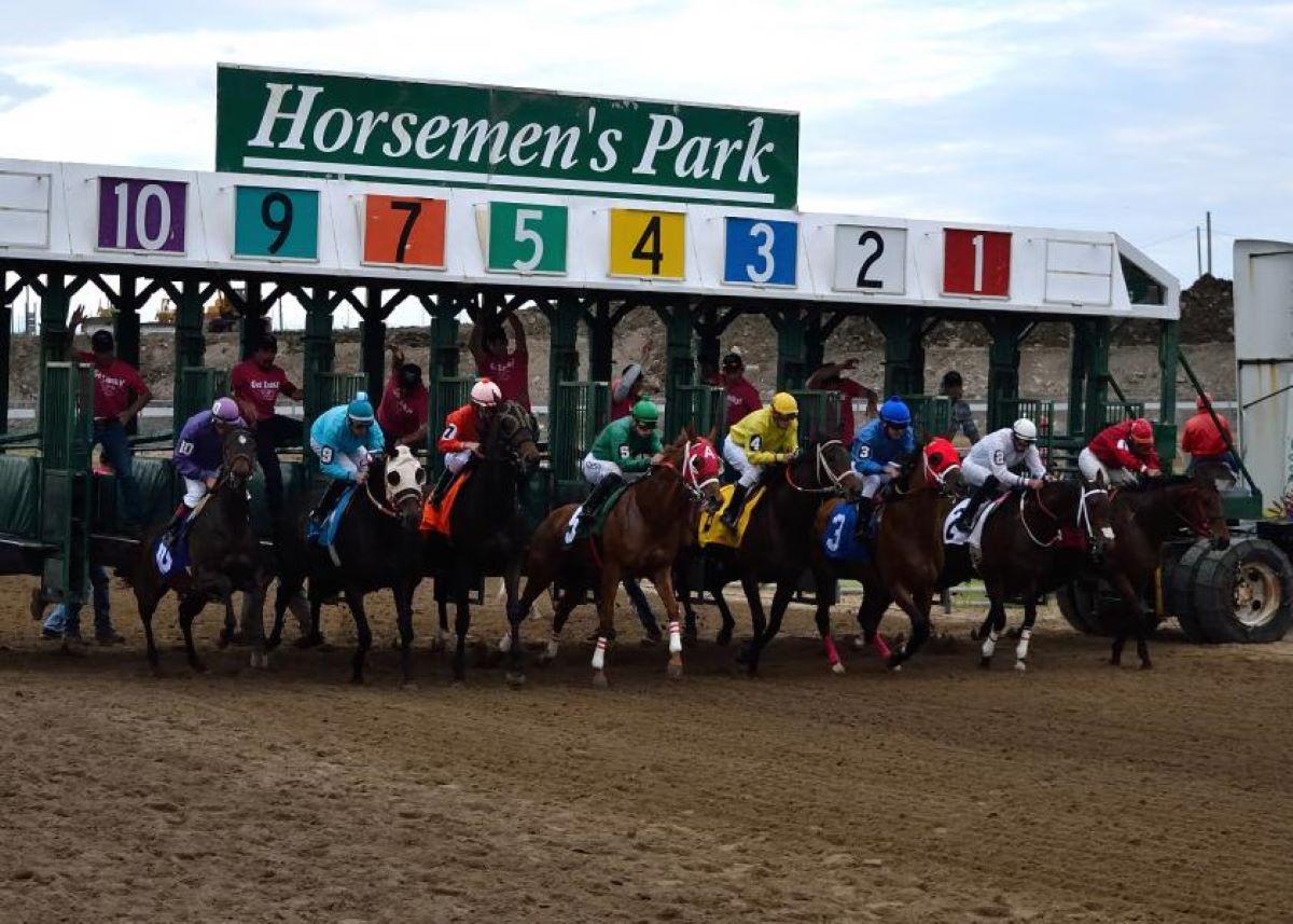 Horsemen's Park-Nebraska racing