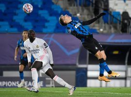Inter Milan will host Real Madrid in a must-win Champions League matchup on Wednesday. (Image: Pierre-Philippe Marcou/AFP/Getty