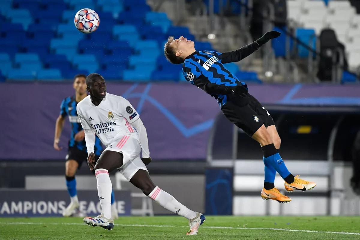 Harga Inter Real Madrid