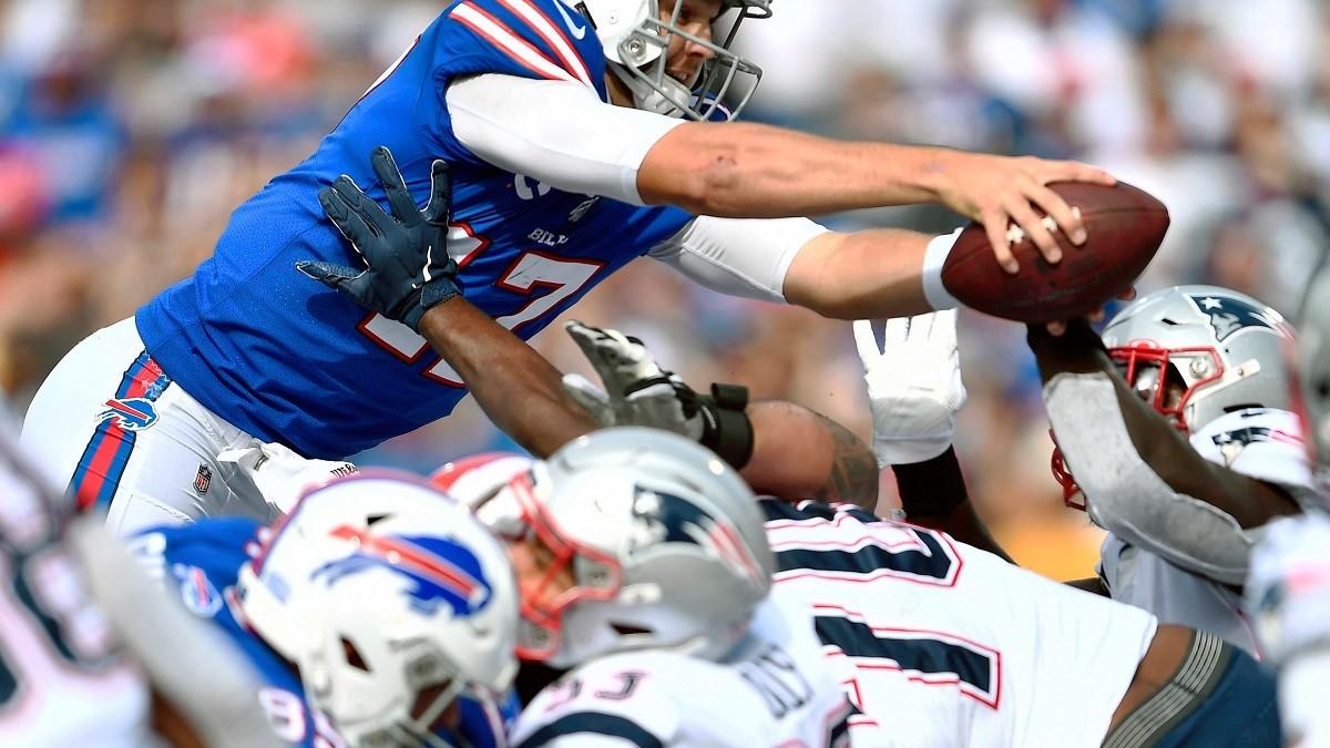 NFL Week 9 Betting Preview Josh Allen Buffalo Bills Seattle Seahawks Tennessee Titans Indy Colts