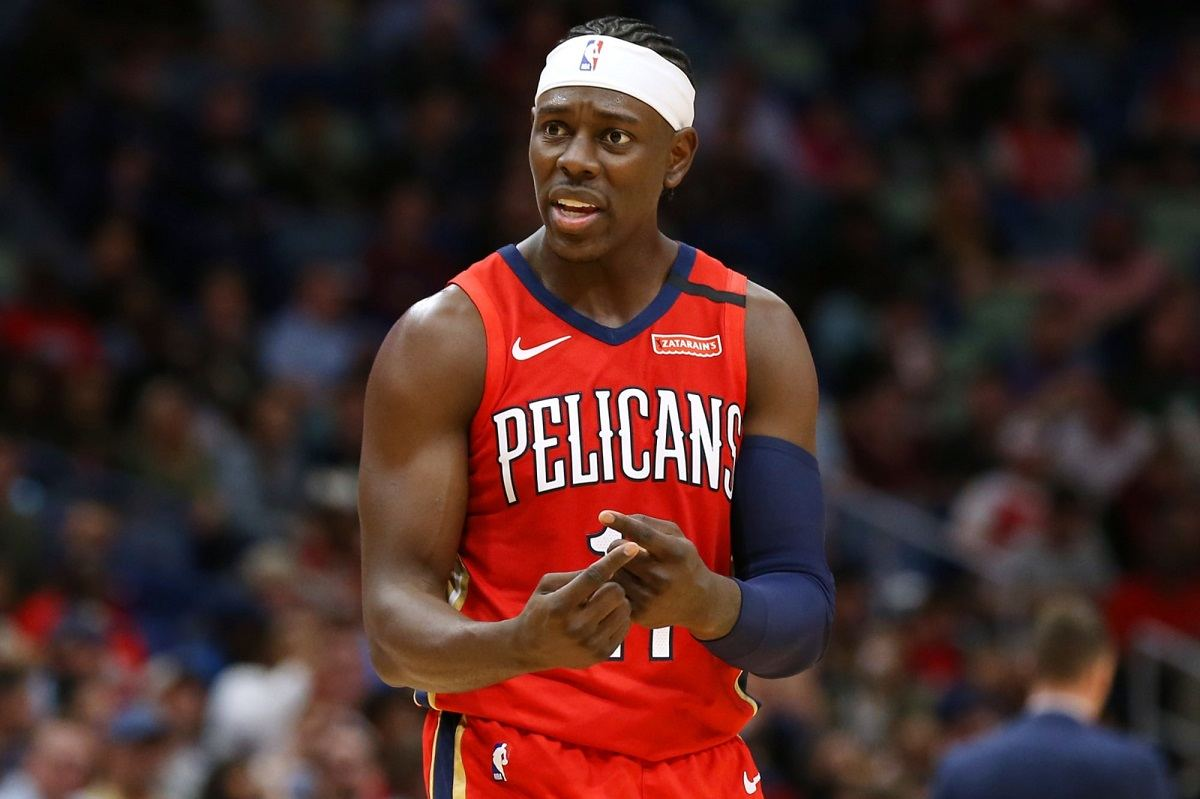 Jrue Holiday Trade Pelikan Milwaukee Bucks New Orleans Bogdan Bogdanovic