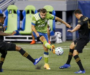 MLS Cup Playoffs odds LAFC Seattle Sounders