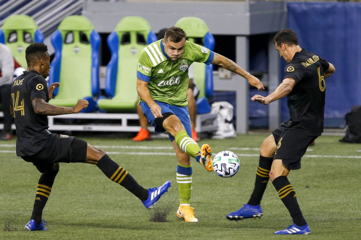 Peluang Playoff Piala MLS LAFC Seattle Sounders