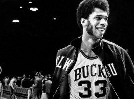 The Milwaukee Bucks selected Lew Alcindor (UCLA) with the #1 pick in the 1969 NBA Draft. (Image: Getty)