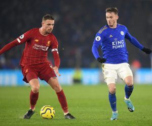 Liverpool Leicester City odds