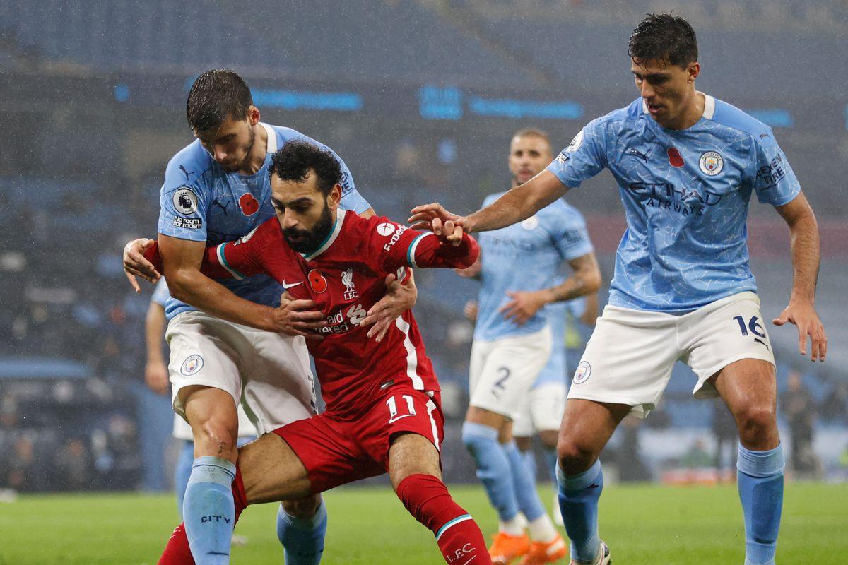 Liga Premier Odds Liverpool Manchester City