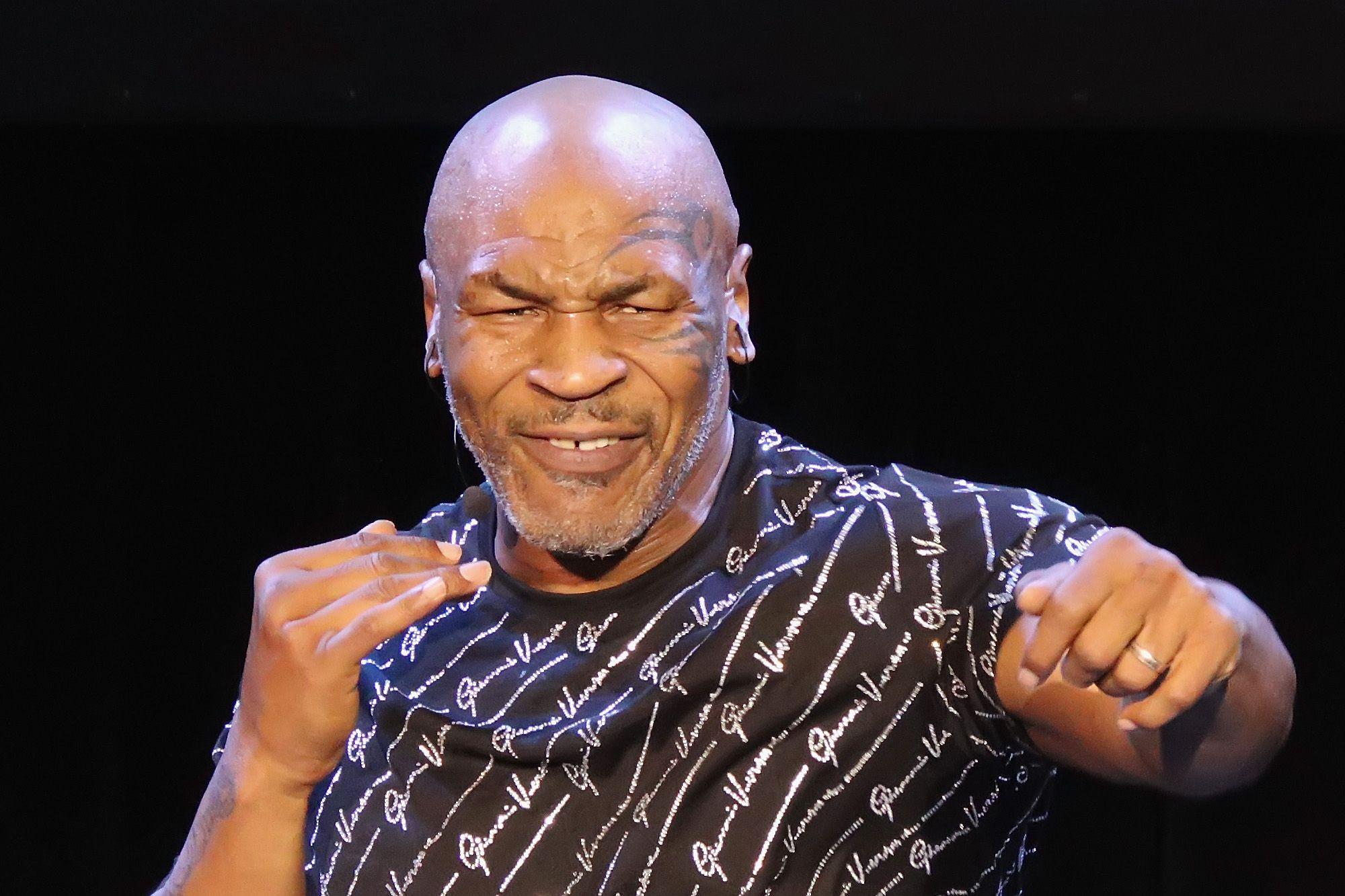 Pameran peluang Tyson Jones