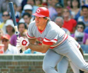 Pete Rose interview betting