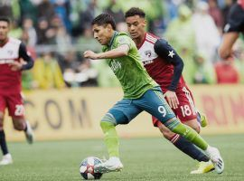 The Seattle Sounders will look to once again eliminate FC Dallas from the MLS Cup Playoffs when the two clubs meet on Tuesday. (Image: Andy Bao/AP)