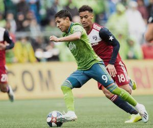 Seattle Sounders Dallas FC odds MLS