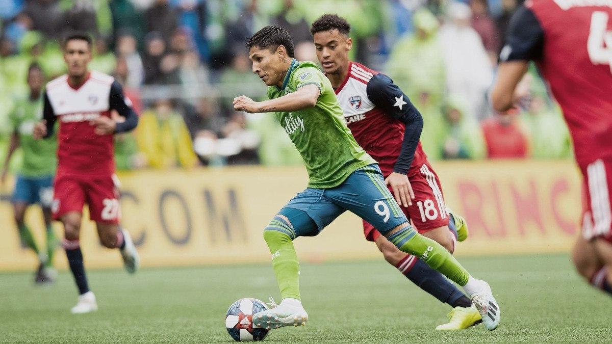 Seattle Sounders Dallas FC meraih peluang MLS