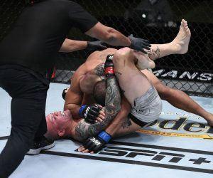 Smith Clark UFC White