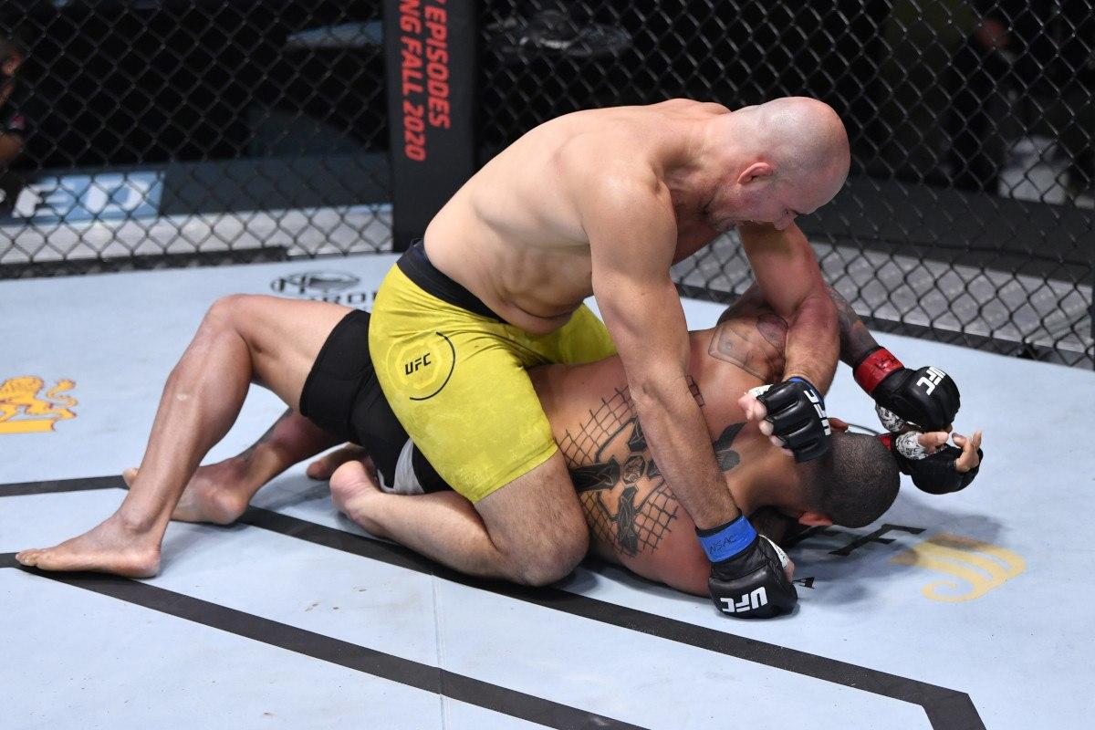 Teixeira Santos UFC