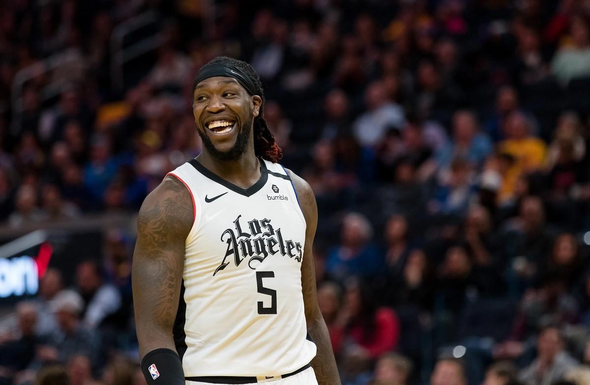 Montrezl Harrell Trez LA Clippers Lakers Orang Keenam Los Angeles