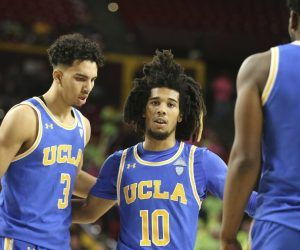 UCLA Arizona State Pac-12 Basketball Conference