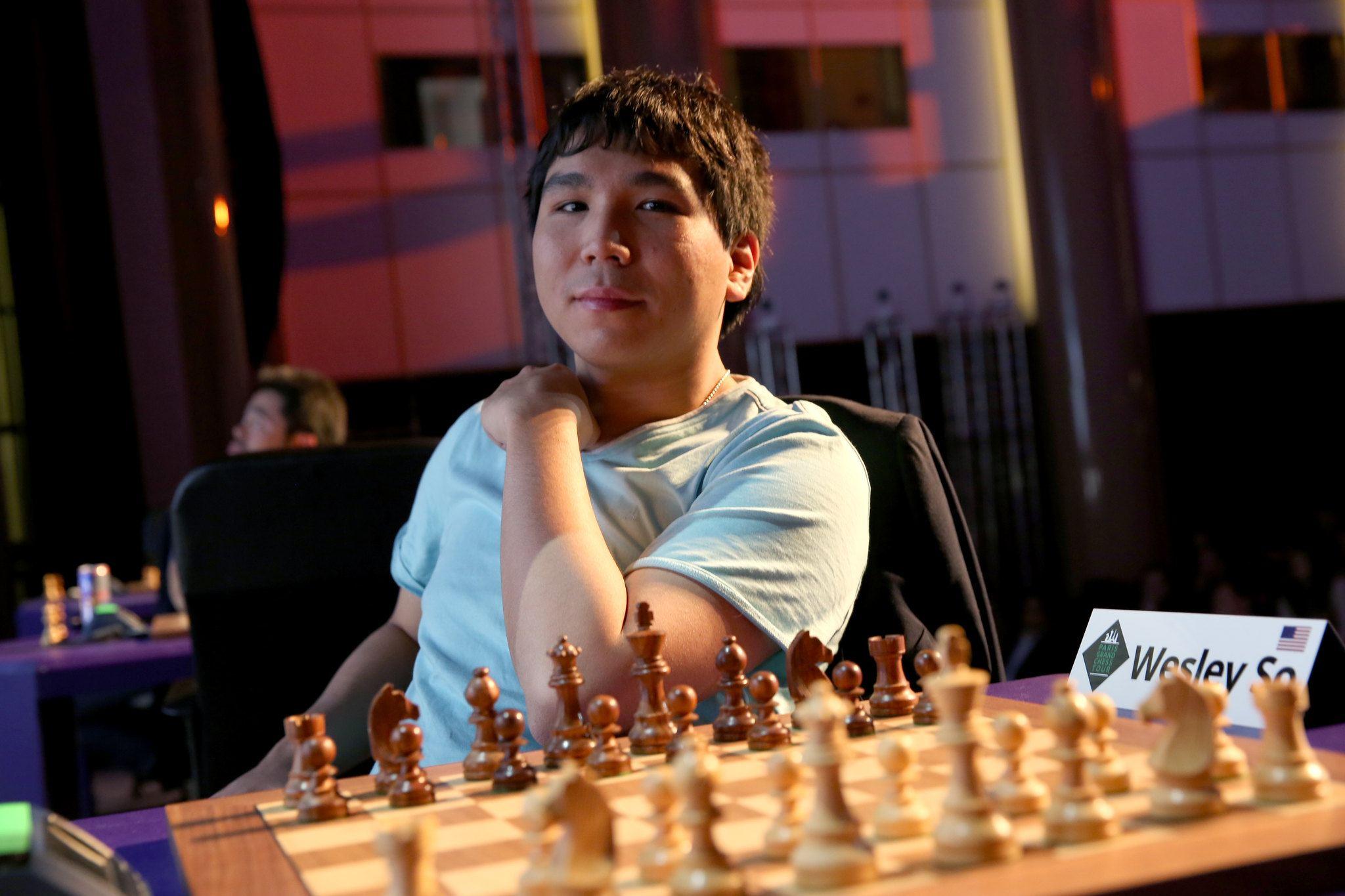 Skilling Wesley So Carlsen Terbuka