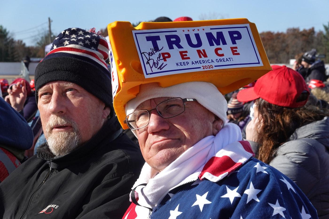 Pemilihan Wisconsin mengalahkan Trump Biden