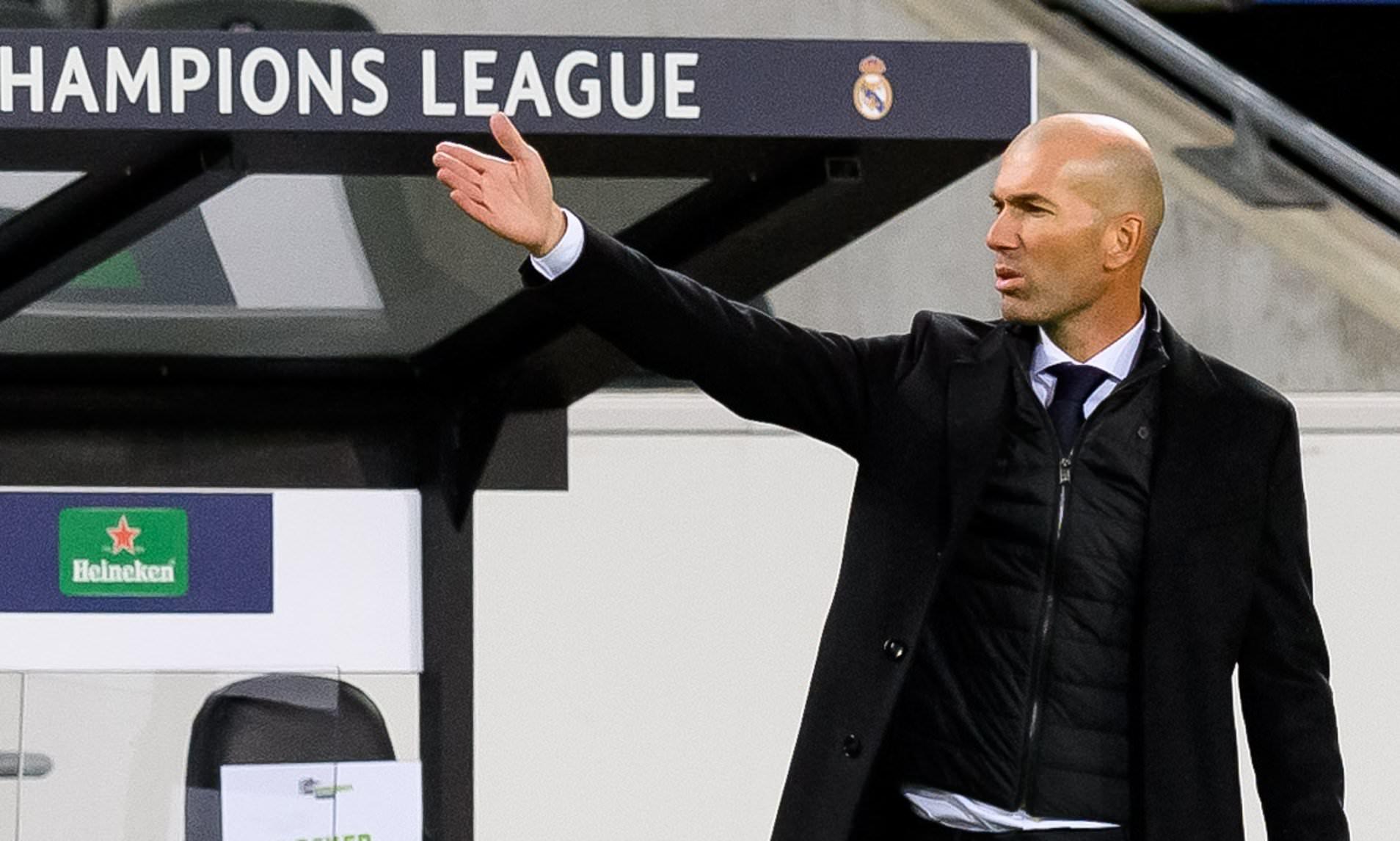 Peluang Real Madrid Inter Milan
