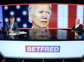Bookmaker Fred Done (right) sees no point in withholding payments. (Image: Twitter/Betfred)