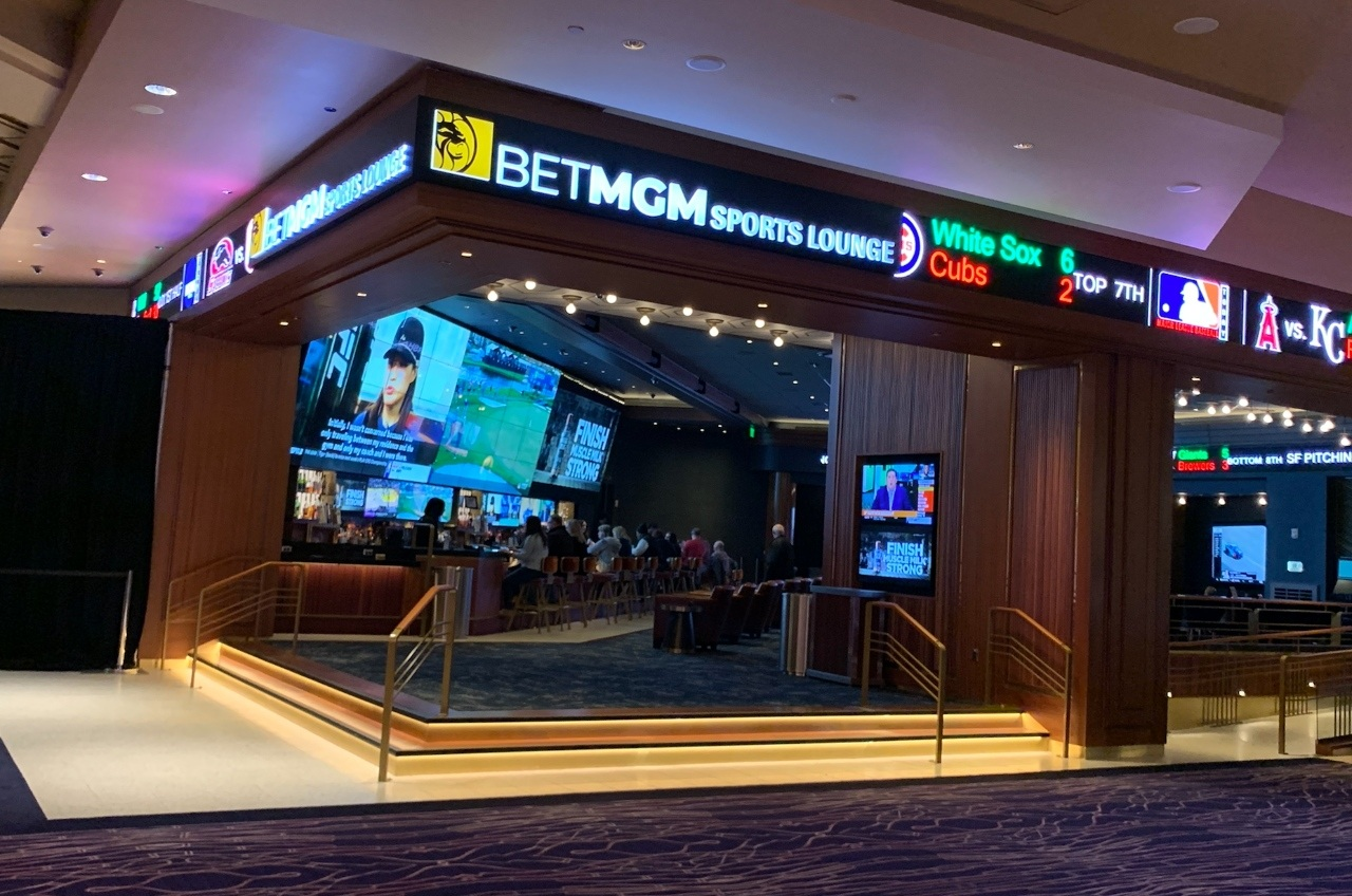BetMGM sportsbook Detroit
