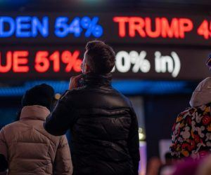 Bettors turned out in record numbers for 2020 general election and often found themselves more accurate than polls. (Image: Getty)