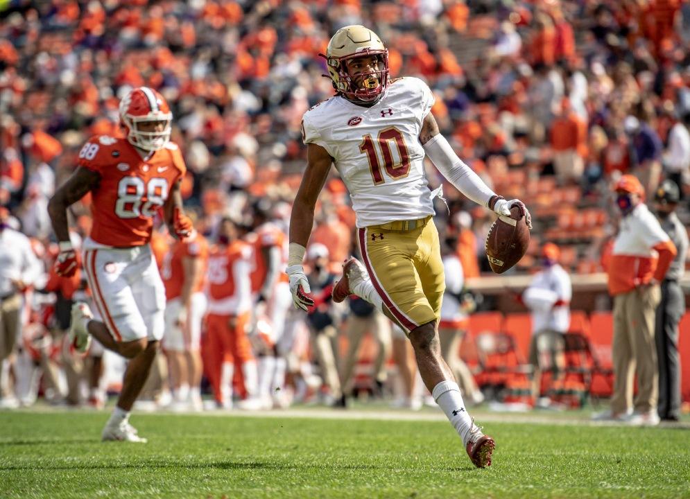 Brandon Sebastian College Football Week 9 highlights