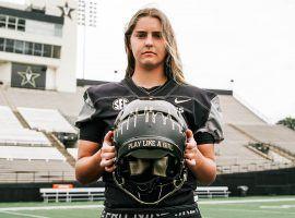 Vanderbilt Women's Soccer Goalie Sarah Fuller to Handle Placekicking Duties vs. Missouri Saturday
