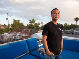 Tech Giant Tony Hsieh Who Revitalized Downtown Vegas with Startups Dies at 46