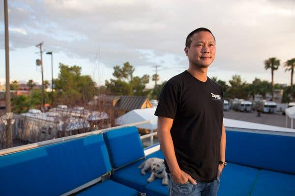 Former Zappos CEO Tony Hsieh Dies at 46 | KFI AM 640