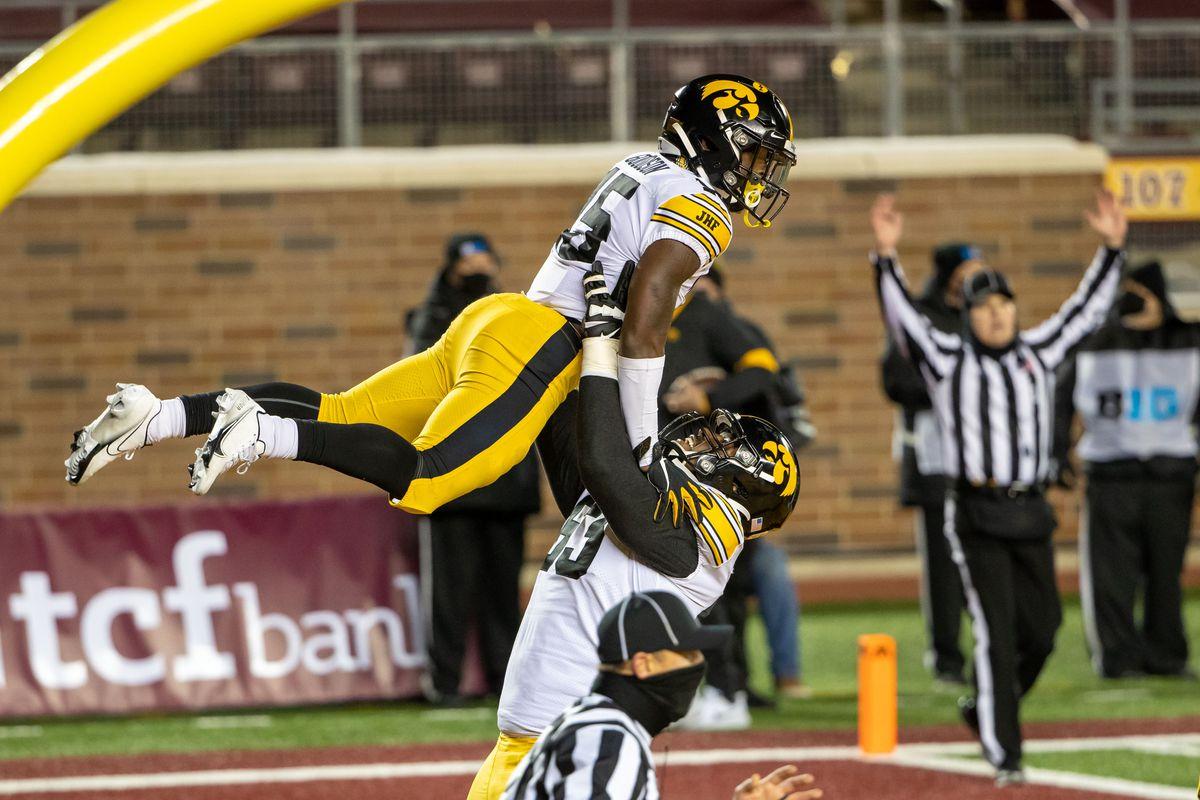 Iowa College Football Week 11 betting