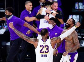 Will Another NBA Bubble Season Benefit the Lakers? Oddsmakers Say Yes