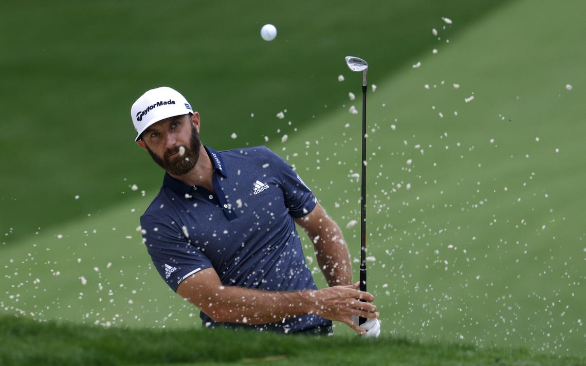 Dustin Johnson Masters