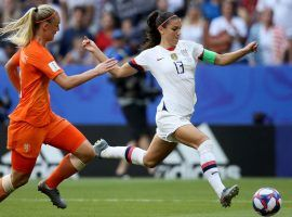 USWNT Back in Action Minus Co-Captains in World Cup Finals Rematch