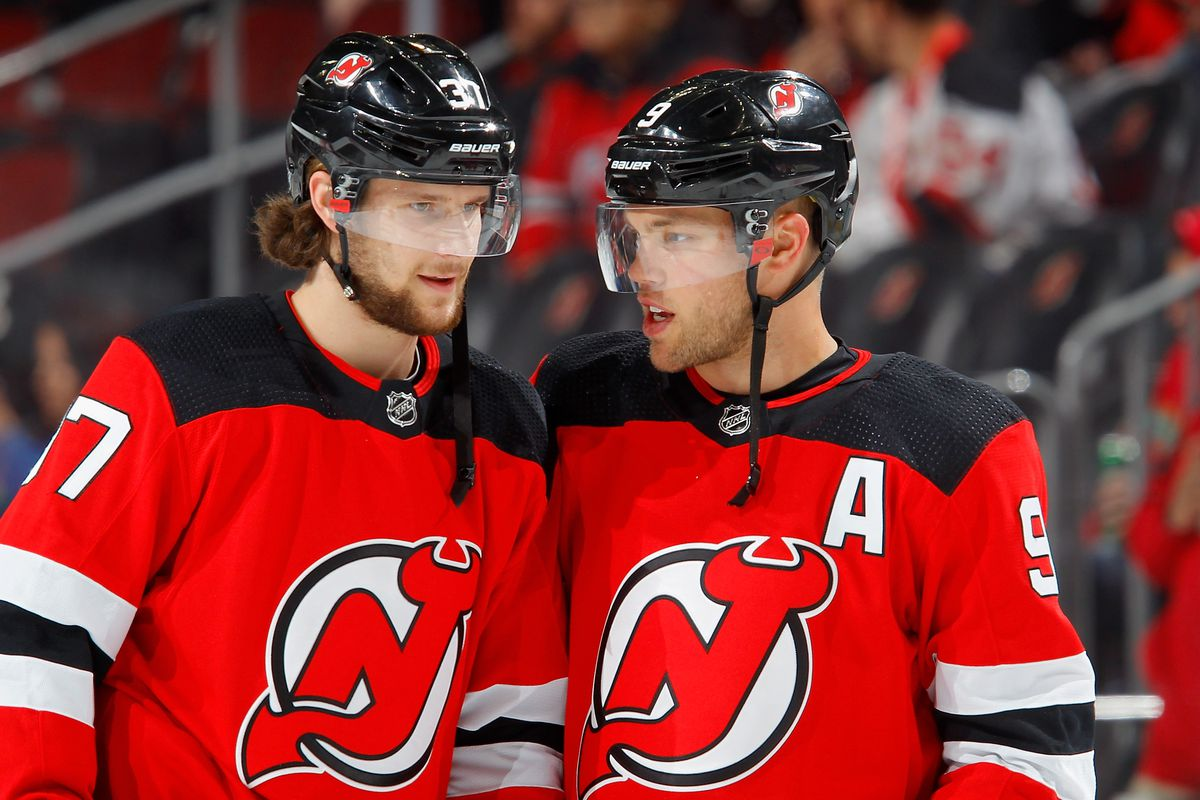 New Jersey Devils benefit from online gambling