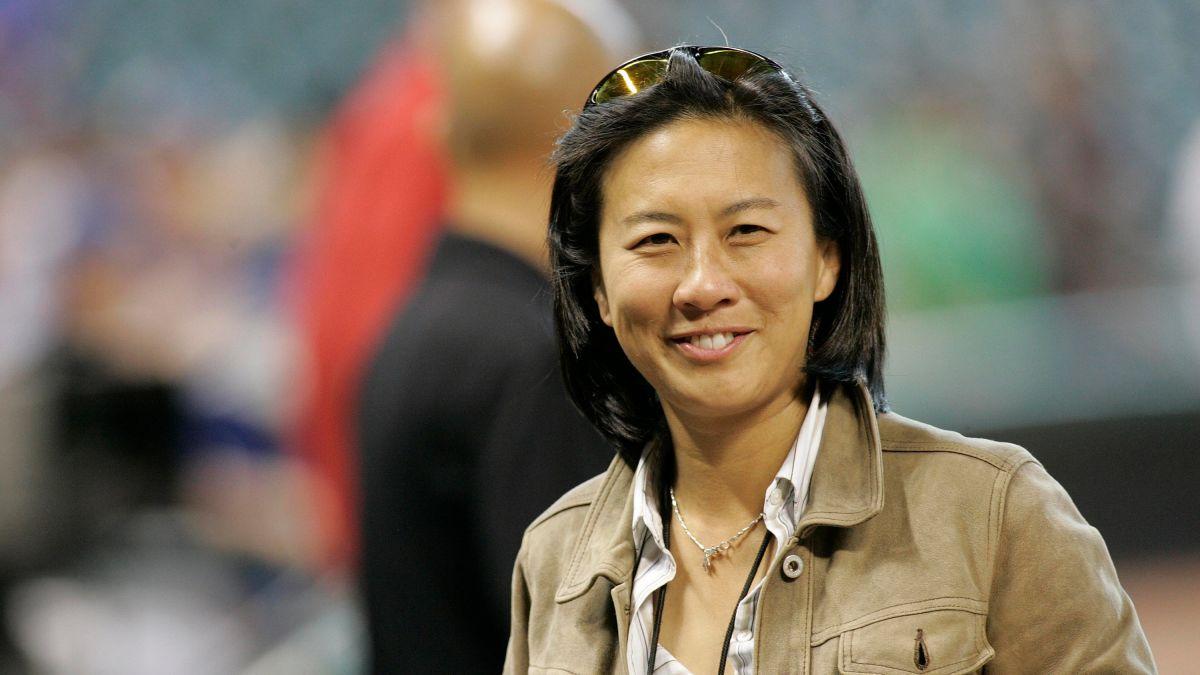 Miami Marlins GM Kim Ng