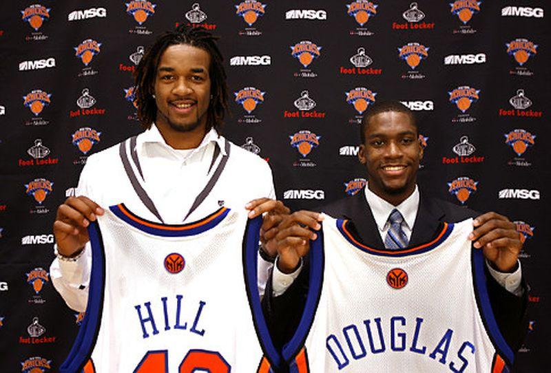 Knicks NBA Draft