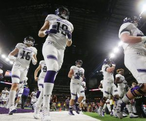 Northwestern remains perfect at 5-0 and 4-0-1 against the spread. Their luck will be tested this weekend at Michigan State as they travel to East Lansing as double-digit favorites. (Image: AP)