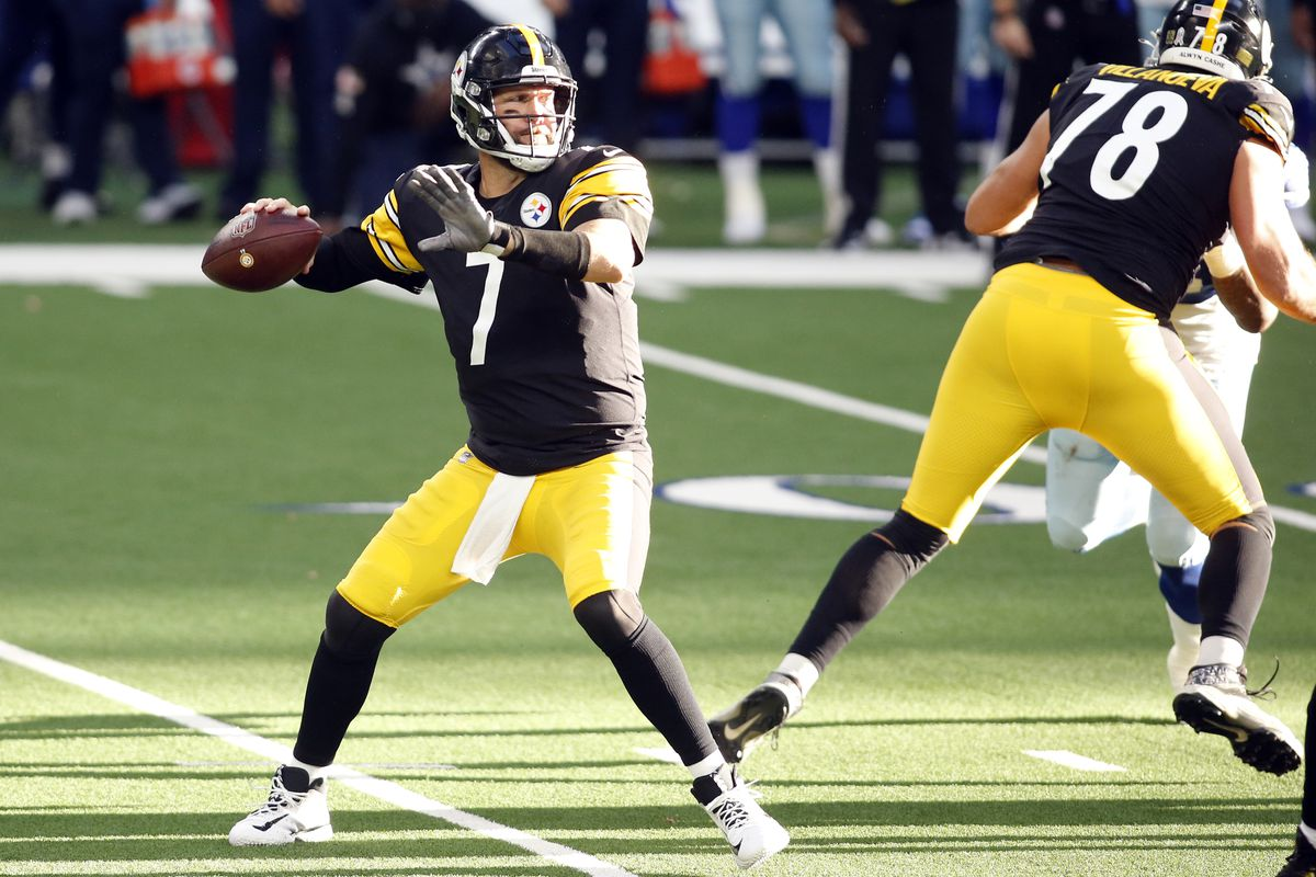 Taruhan Ben Roethlisberger NFL Minggu 9