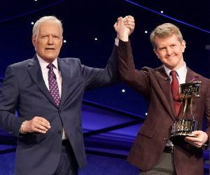 Alex Trebek, Ken Jennings next Jeopardy! host