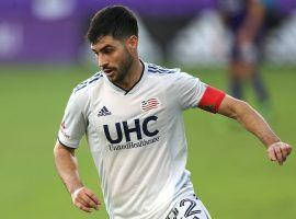 Carles Gil has led the New England Revolution on a surprising run to the Eastern Conference final. (Image: Alex Menendez/Getty)