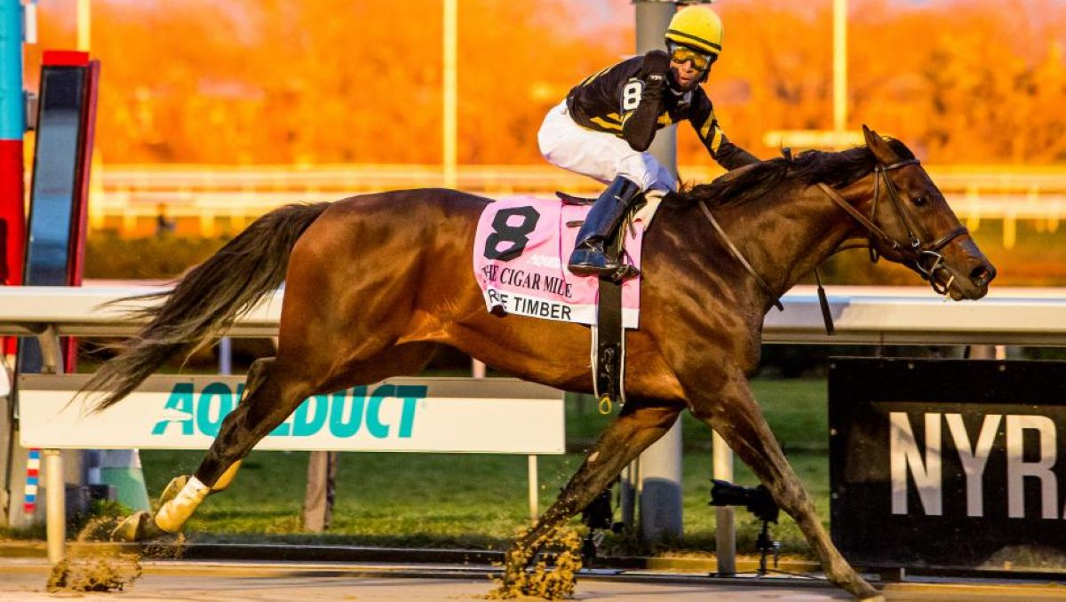 Carmouche-NYRA Riding Title