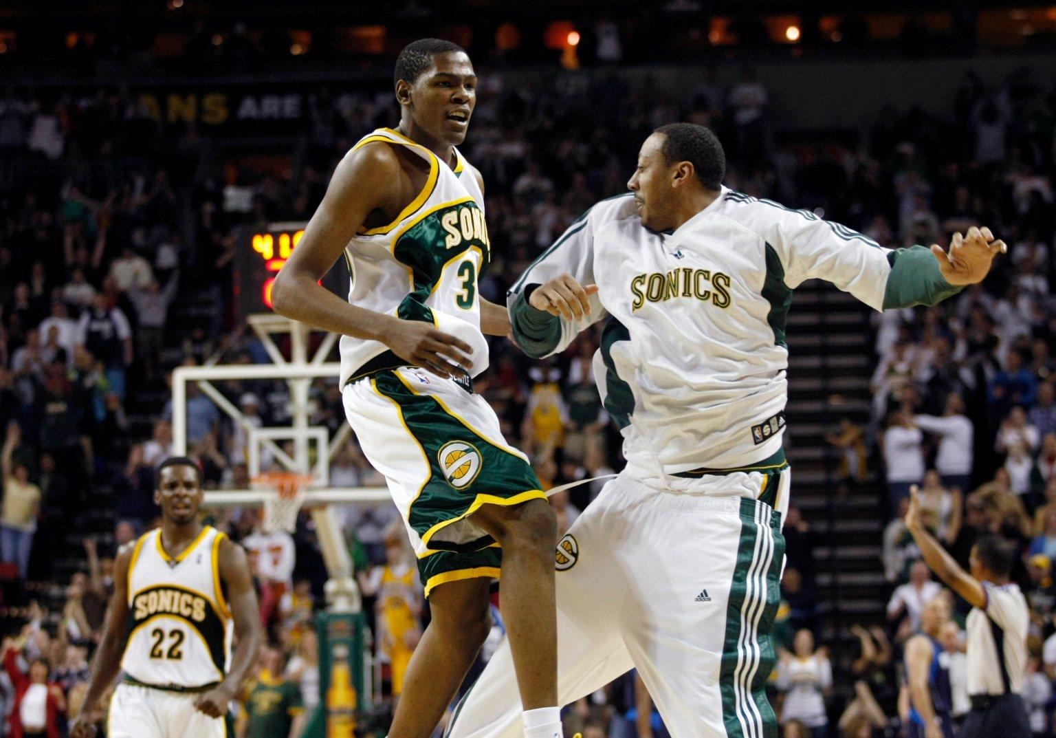 Seattle bisa memiliki NBA sekali lagi.