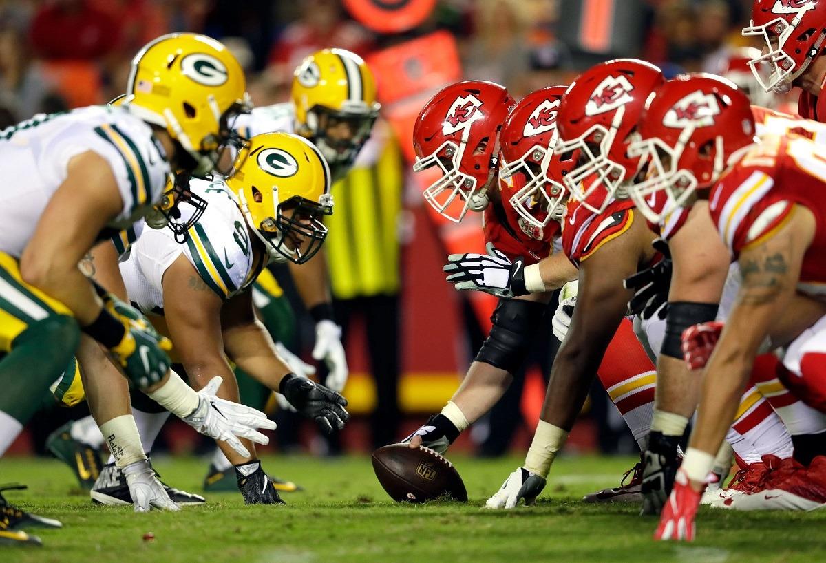 Peluang Super Bowl Kansas City Chiefs Green Bay Packers